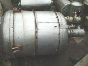 Hastelloy Pressure Tank